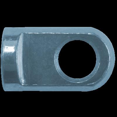 M5 Oeillet (16mm, épaisseur 8mm, trou 8.1mm)