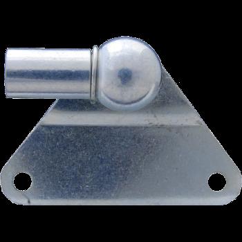 M8 Support latéral avec cage à rotule (30mm)